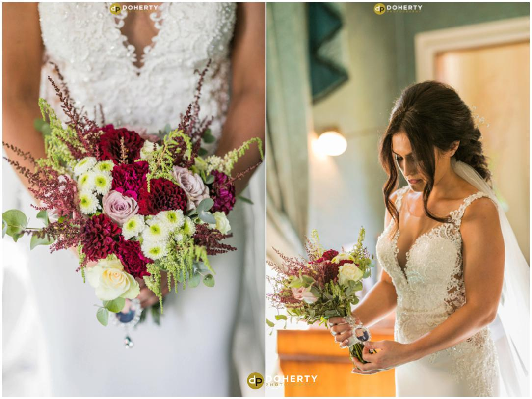 Coombe Abbey Hotel Bride