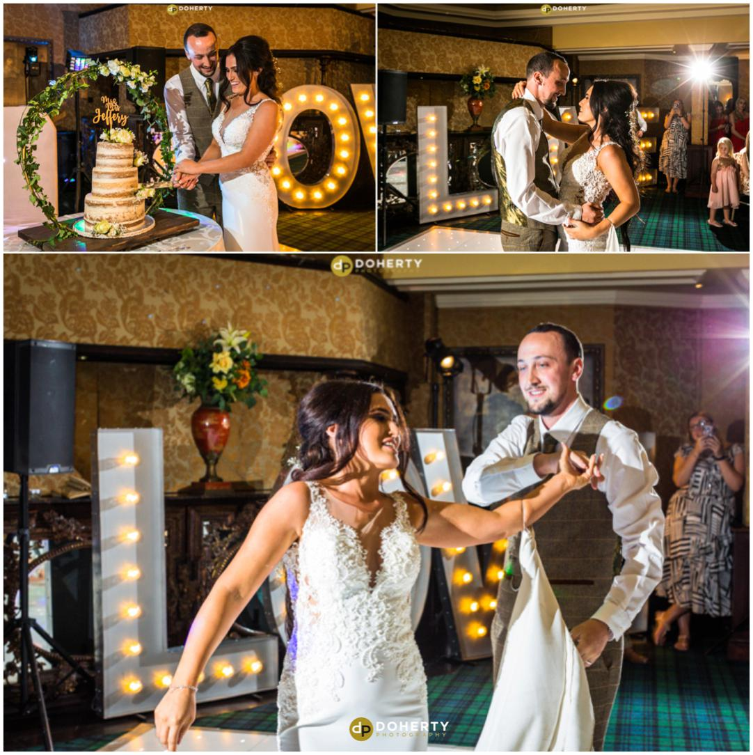 Coombe Abbey Hotel Wedding Dance Photography