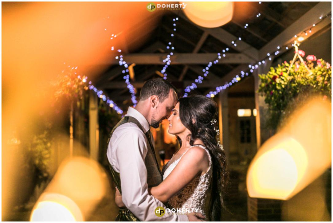 Coombe Abbey Hotel Night Photography