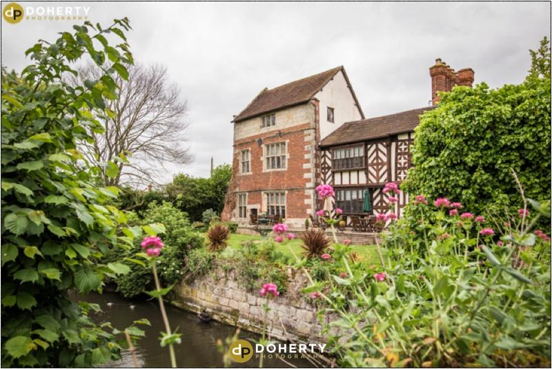 Albright Hussey Manor venue