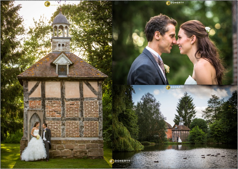 Brockencote Hall wedding