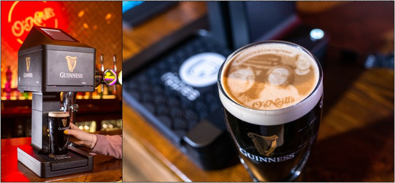 Commercial Photography Birmingham - Guinness