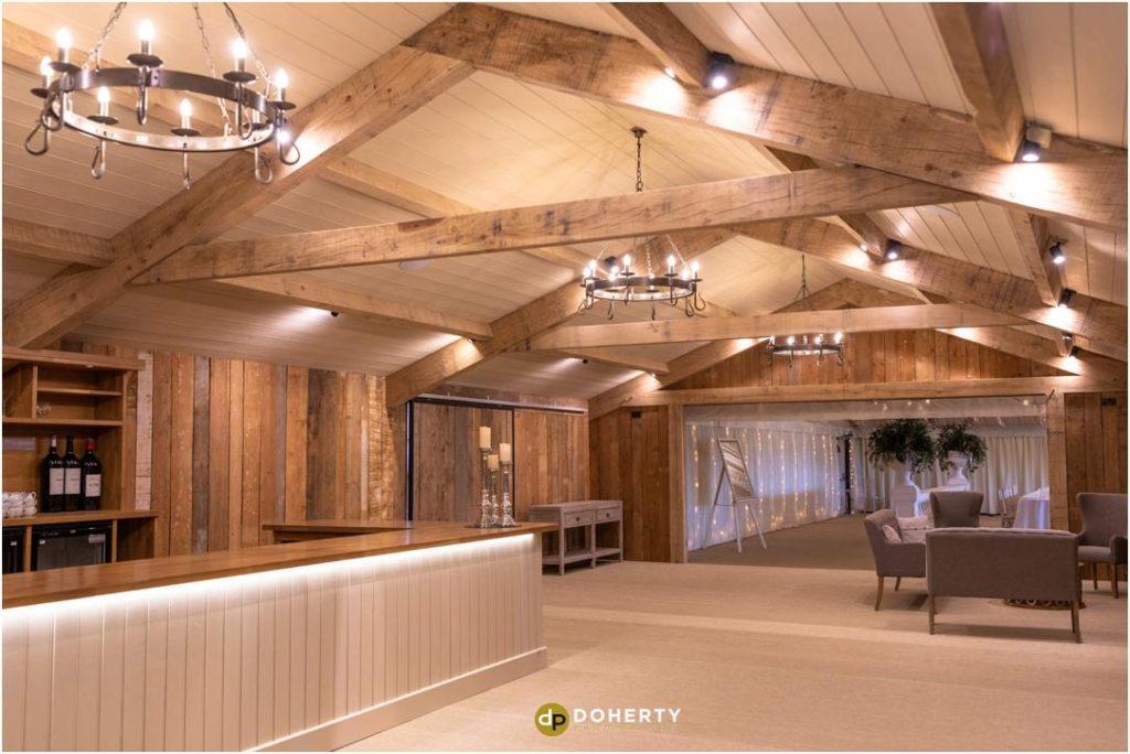 Wedding Barn Renovation Photography