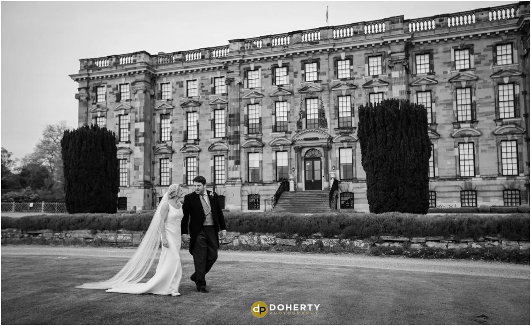 Stoneleigh Abbey Wedding