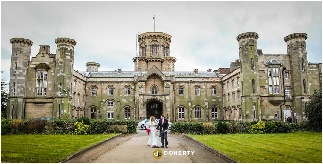 Studley Castle Wedding