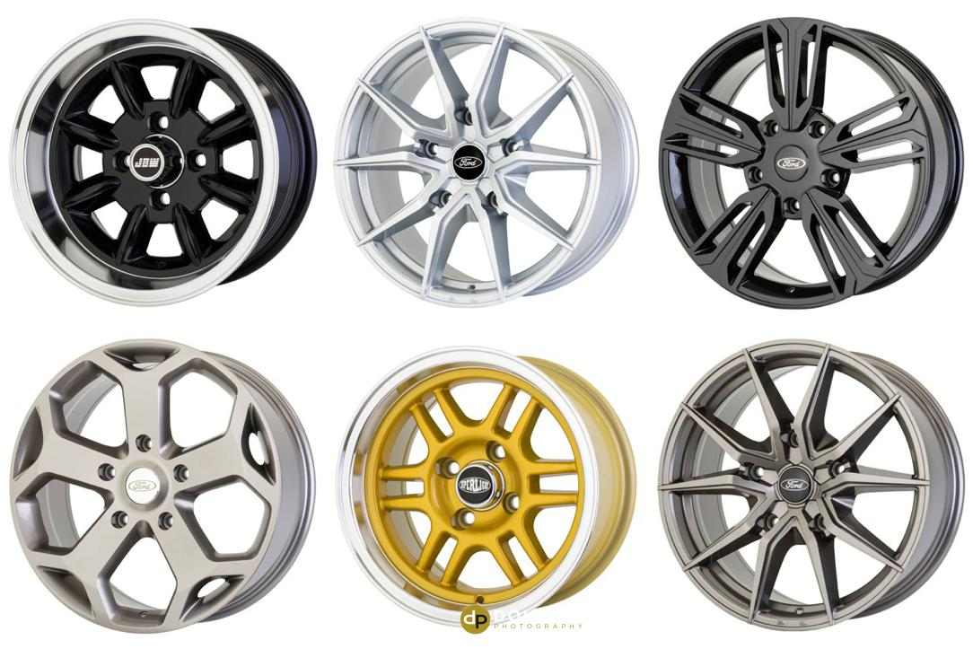 Car wheels photos