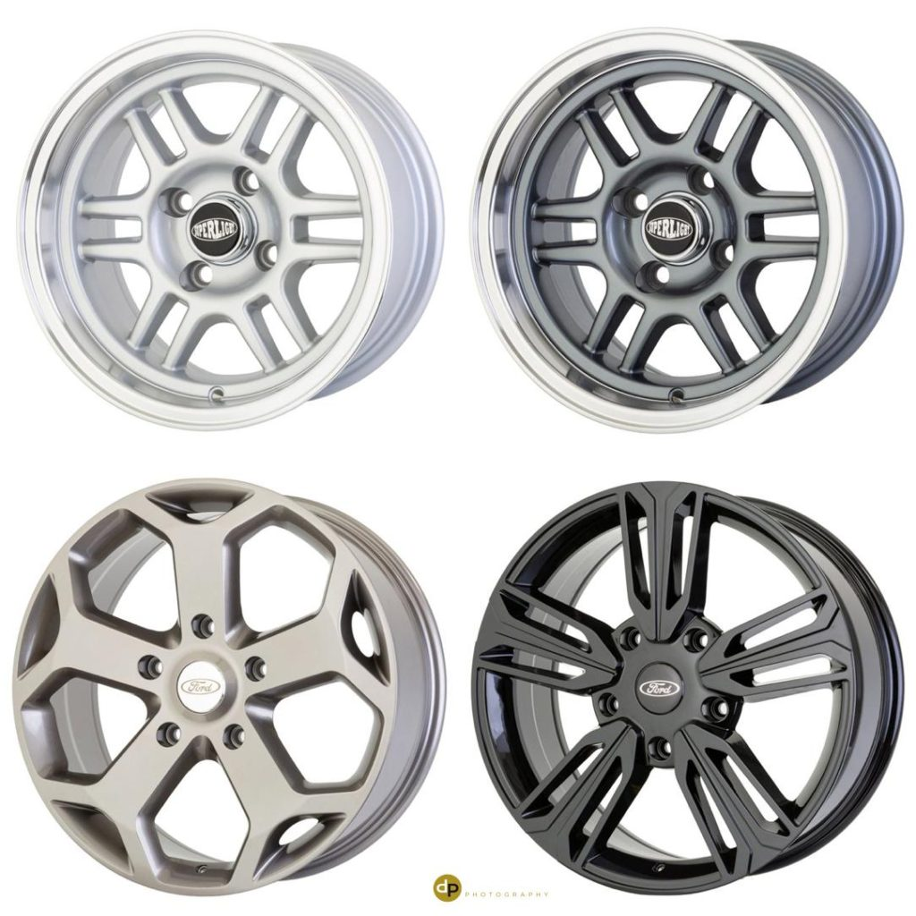 Product Photography Coventry - Car Wheels