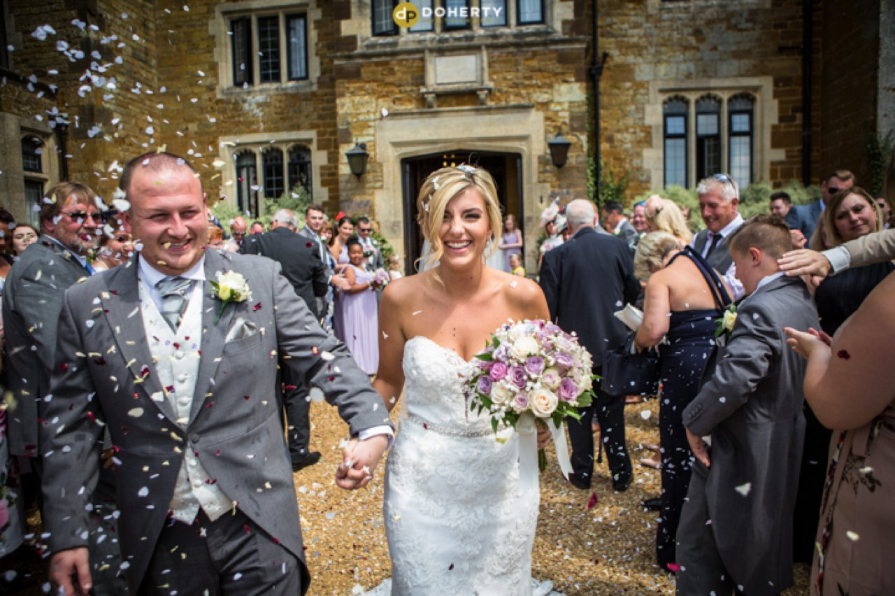 Highgate House Confetti photo