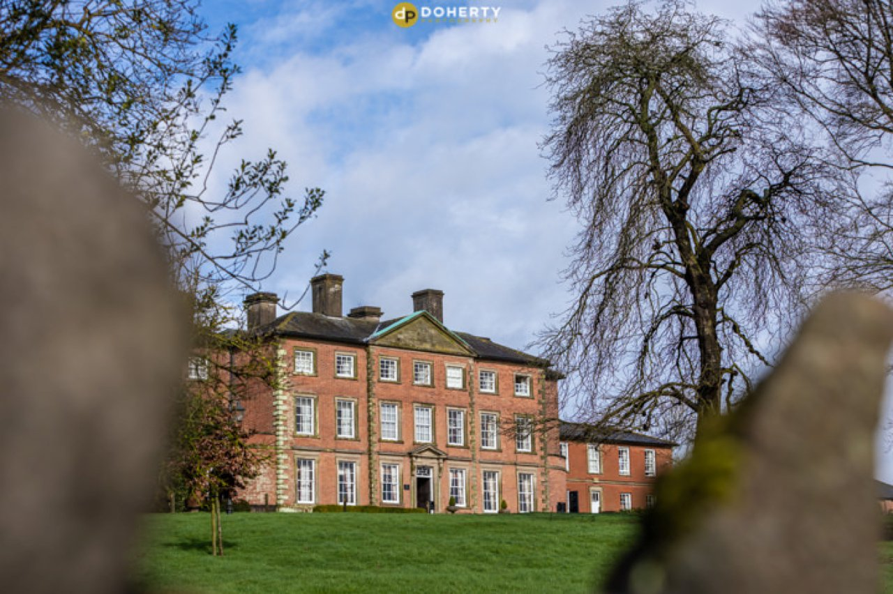 Ansty Hall Wedding Venue with gardens