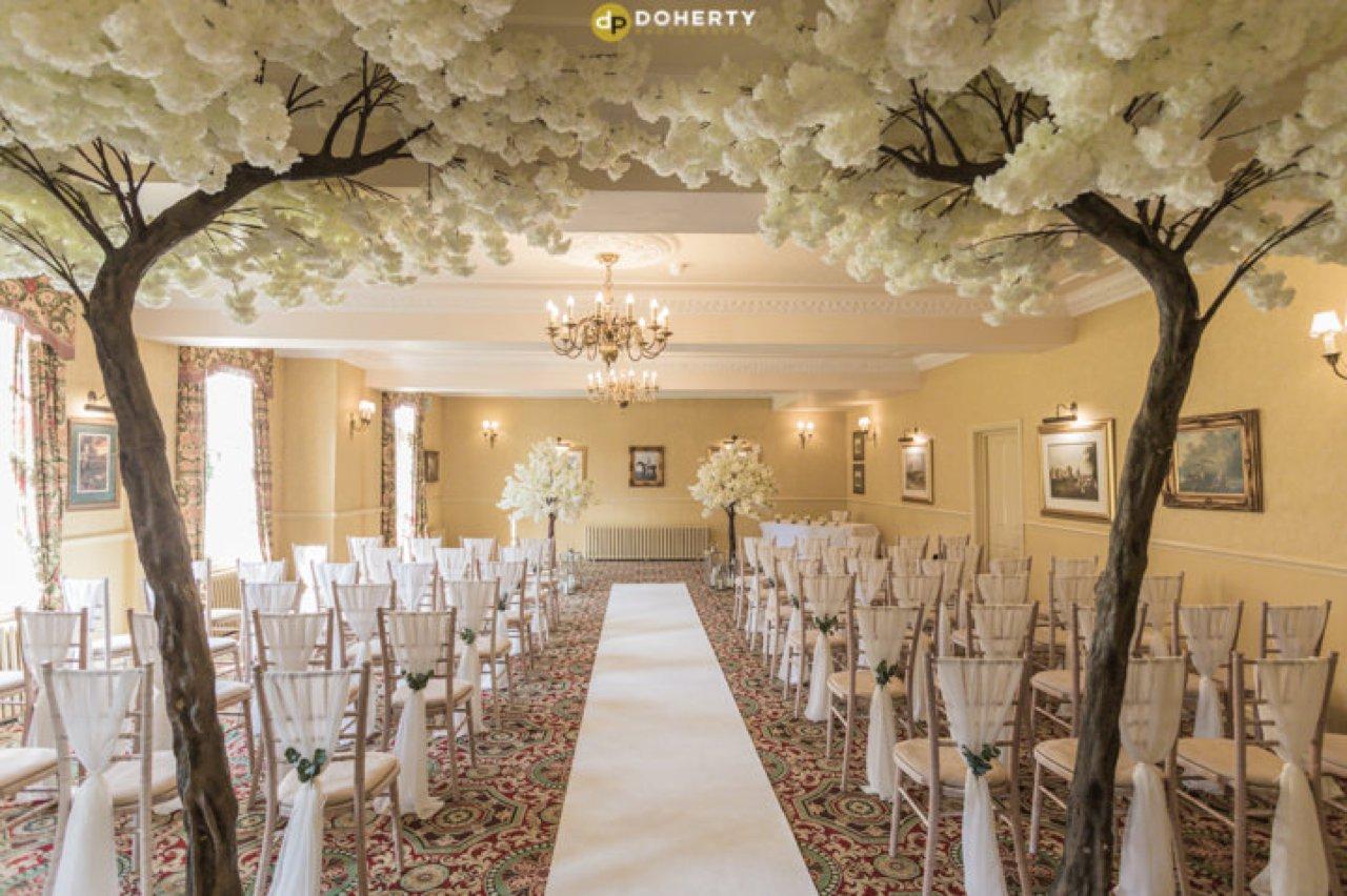 Ansty Hall Ceremony Room Photo