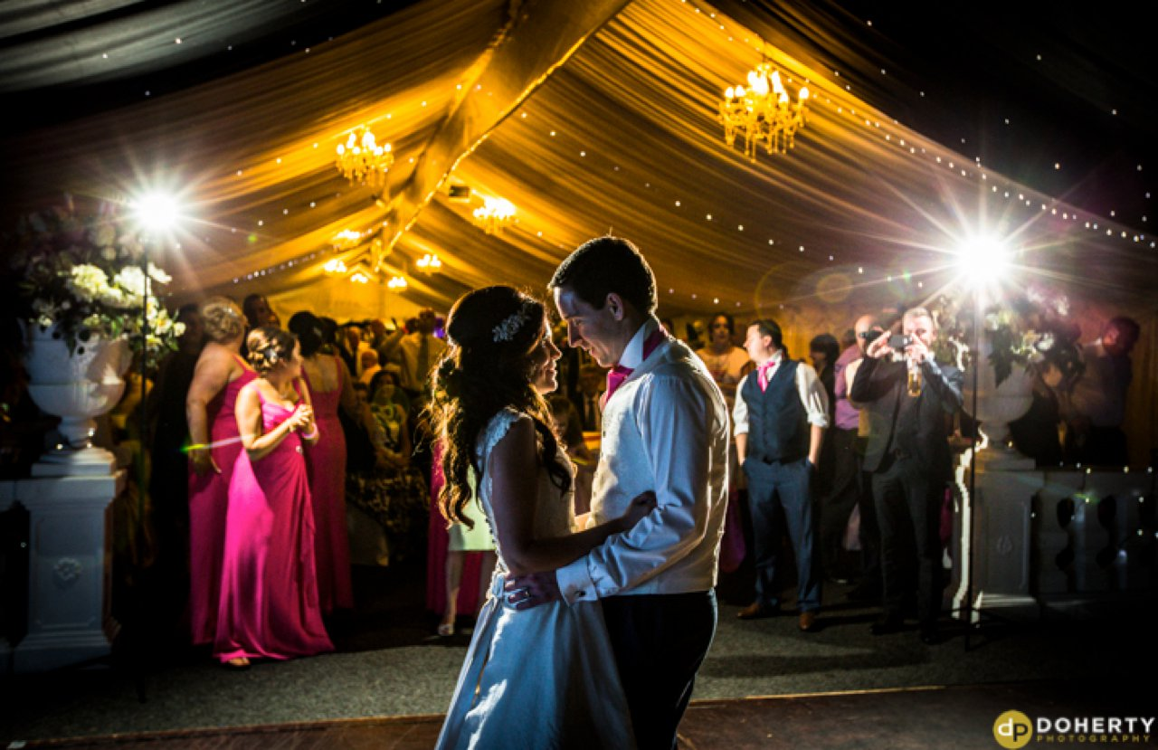 Dunchurch Park first Dance