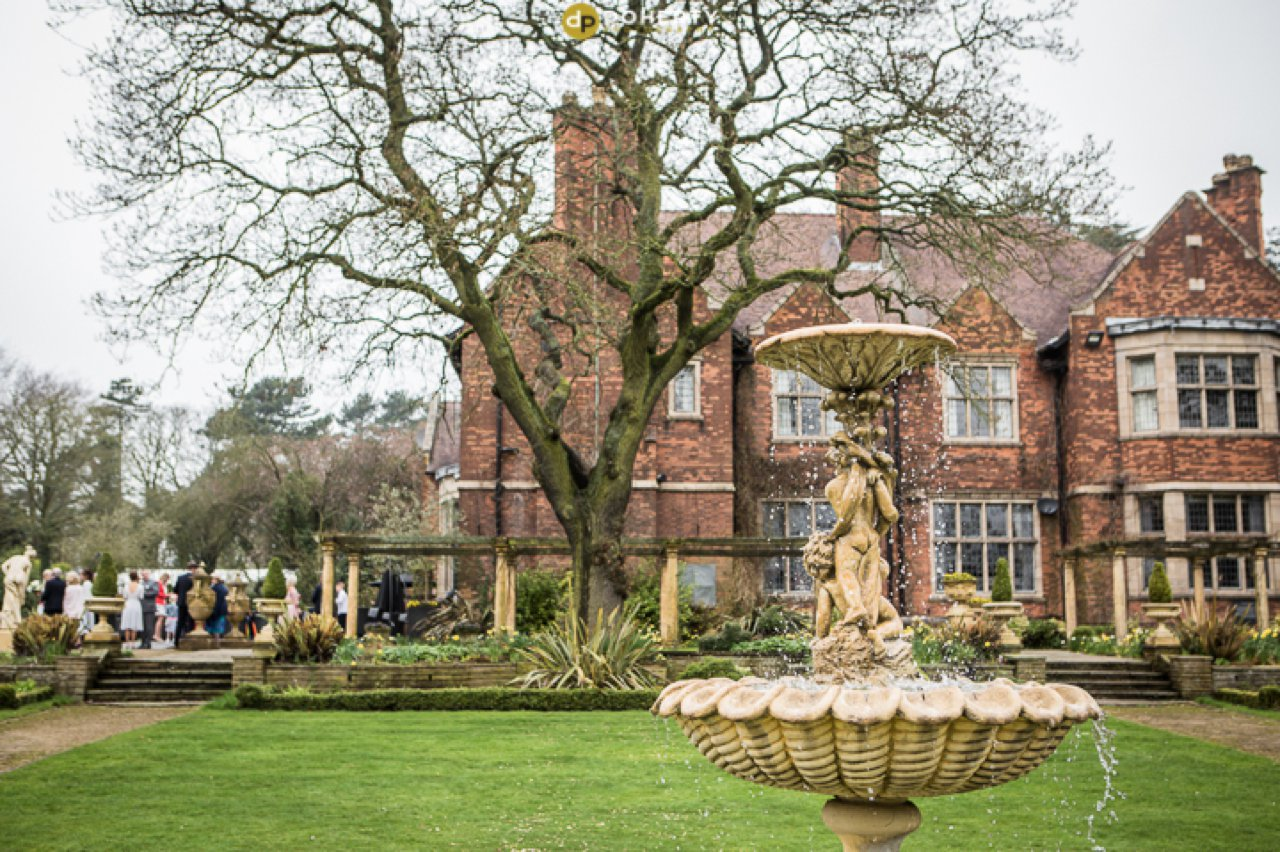 Moxhull Hall Wedding Venue and Gardens