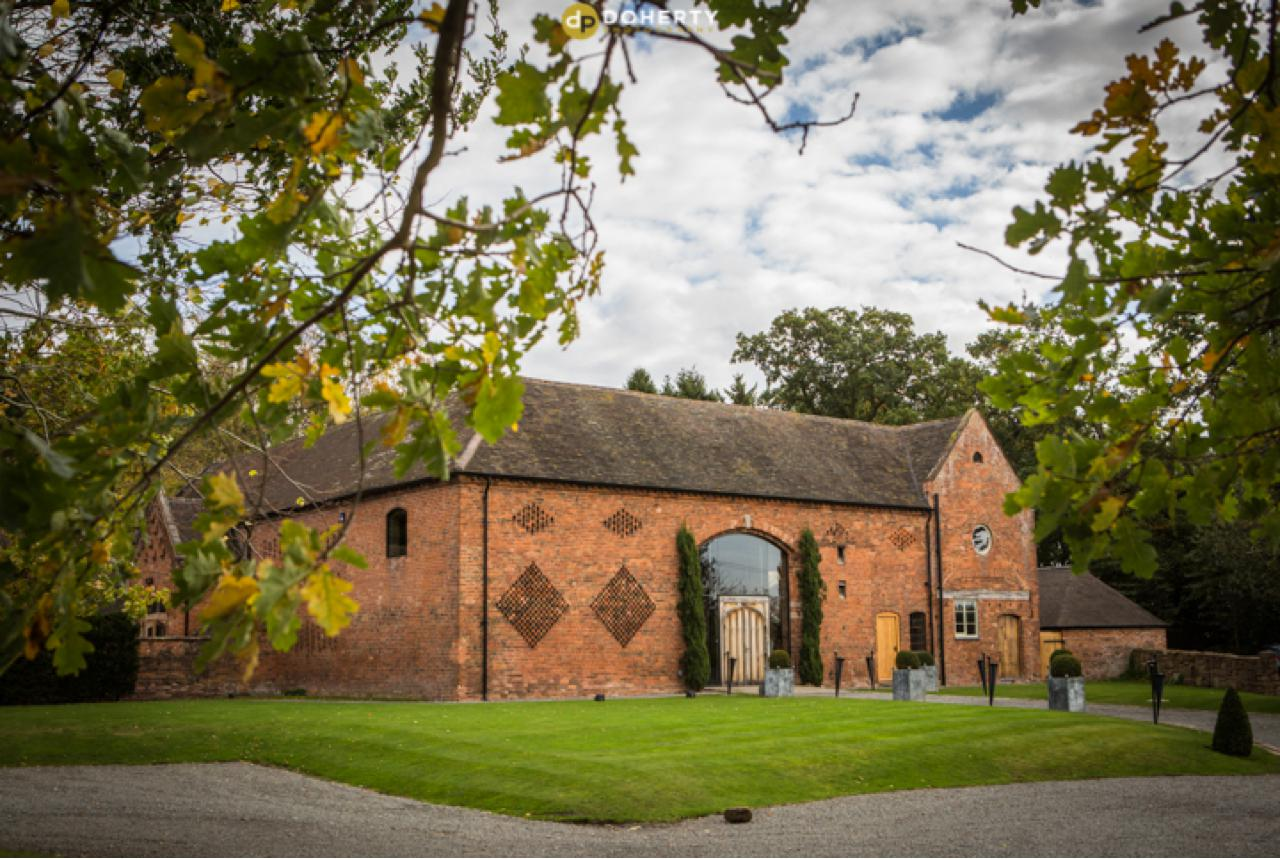 shustoke barn venue