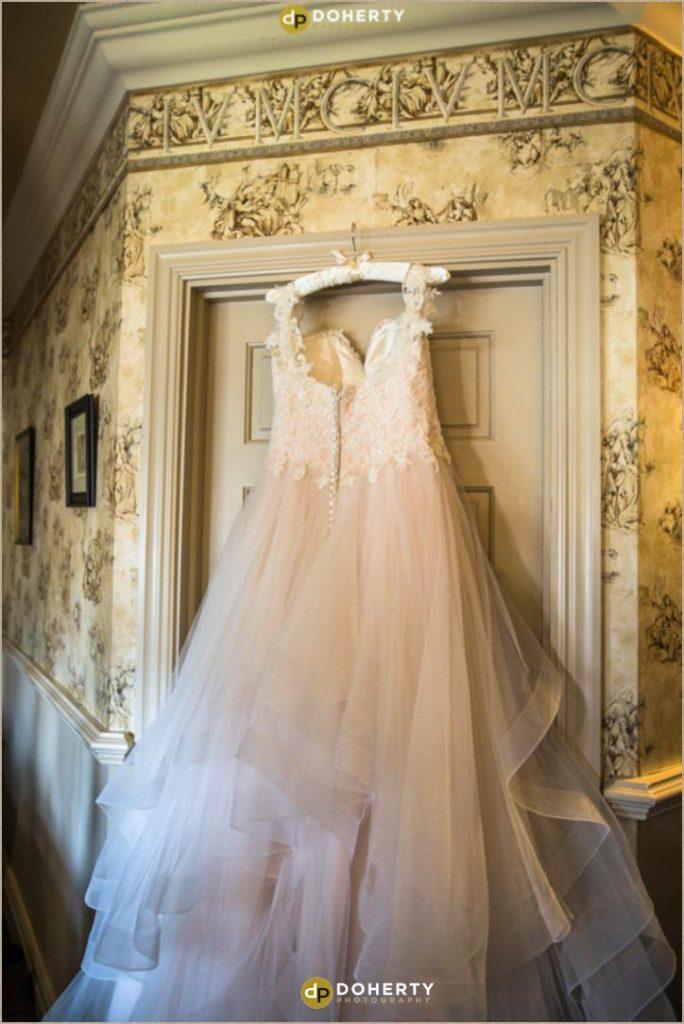 Wedding Dress - Medieval Themed Wedding