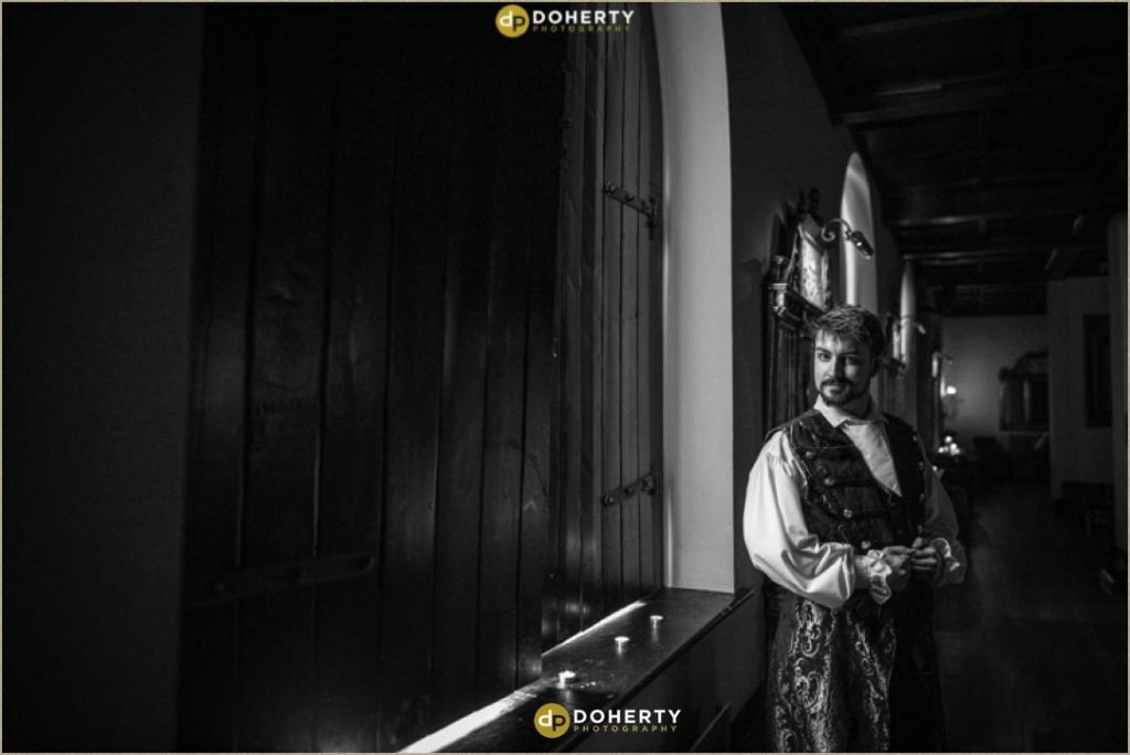 Coombe Abbey - Medieval Theme Wedding