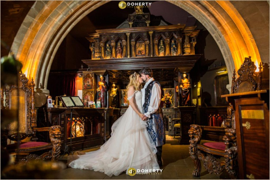 Coombe Abbey - Medieval Themed Wedding