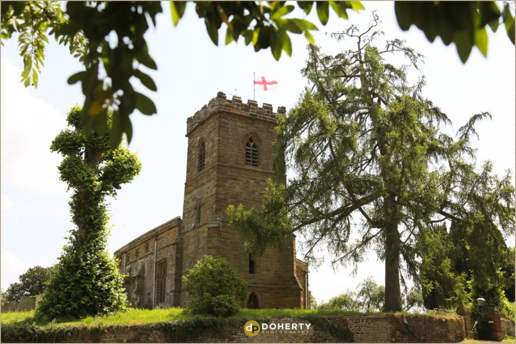 St martin's Church in Northamptonshire