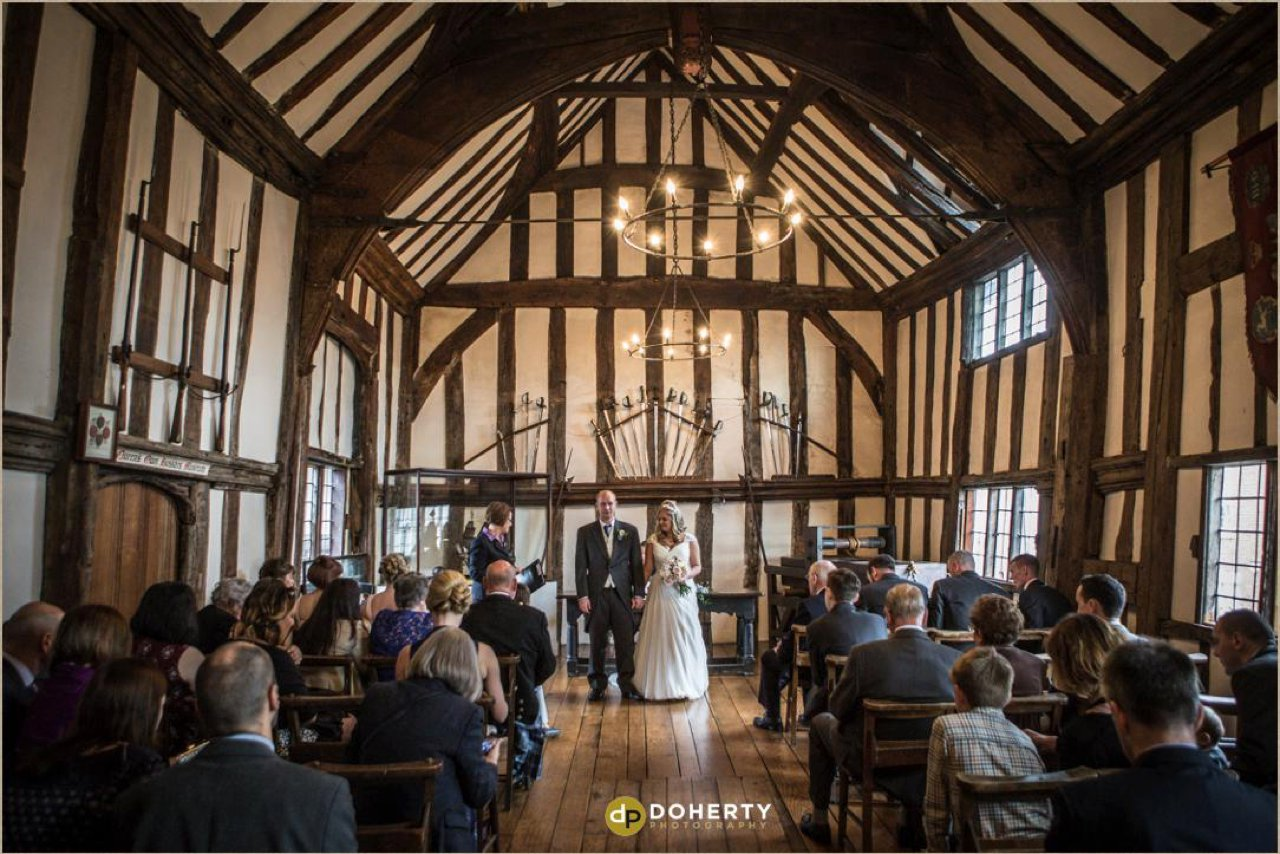 Lord Leycester ceremony