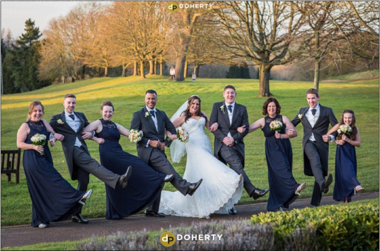 Staverton Park - Bridal Party