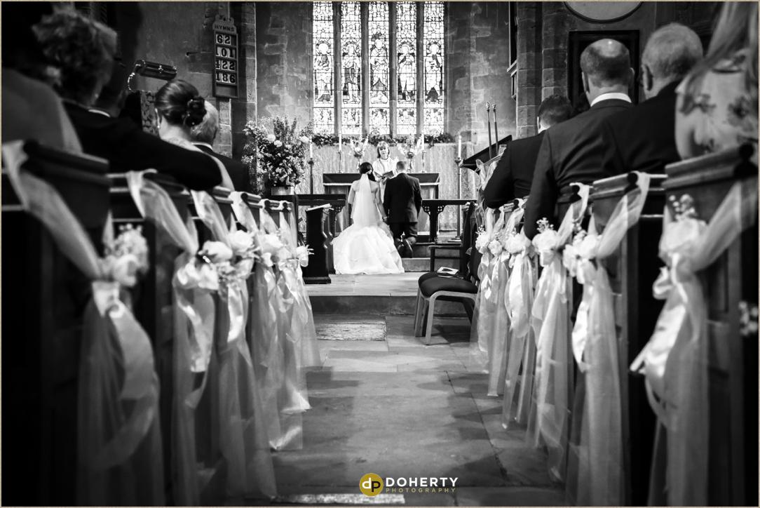 Hunsbury Hill Wedding