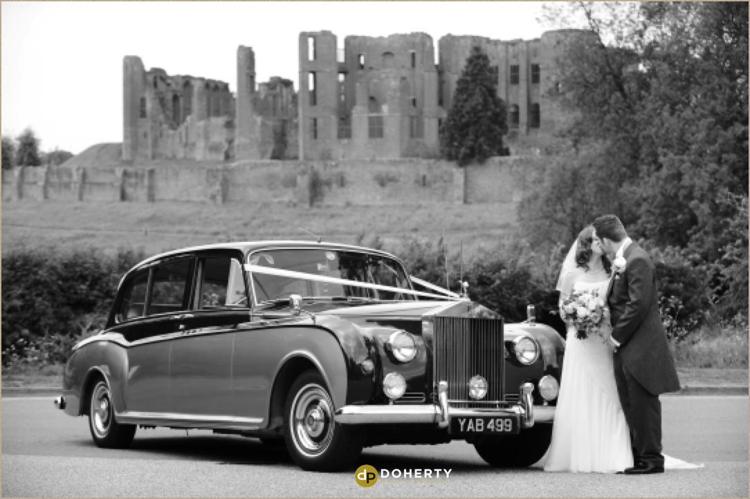 Kenilwoth Castle wedding