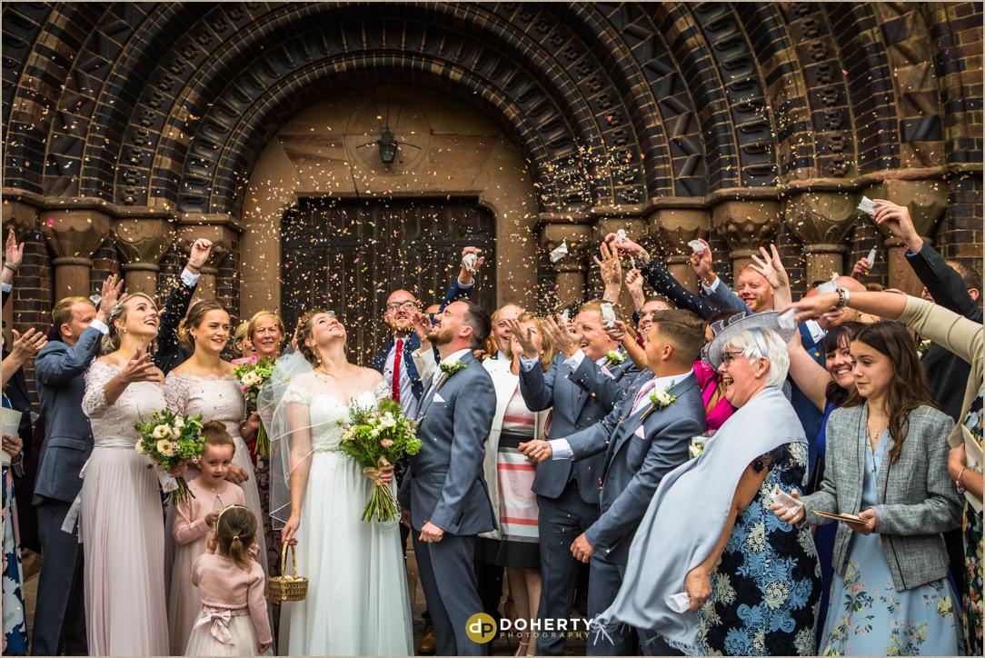Hinckley wedding