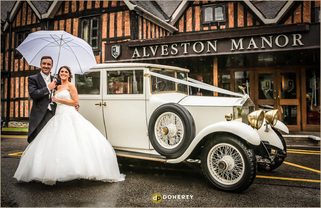 Alveston Manor wedding