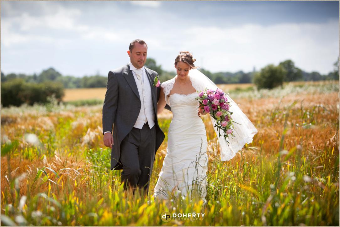 Leamington Wedding venue
