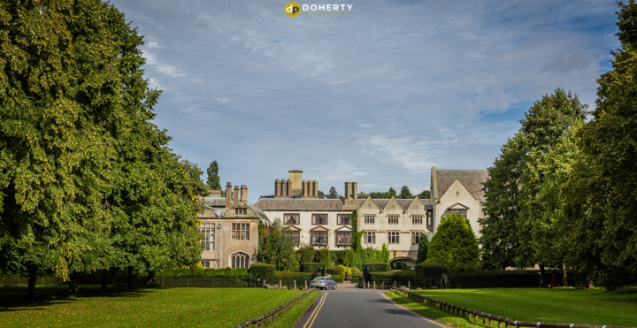 Coombe Abbey wedding photography review