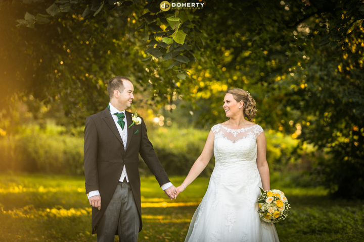 Coombe Abbey Wedding Portraits