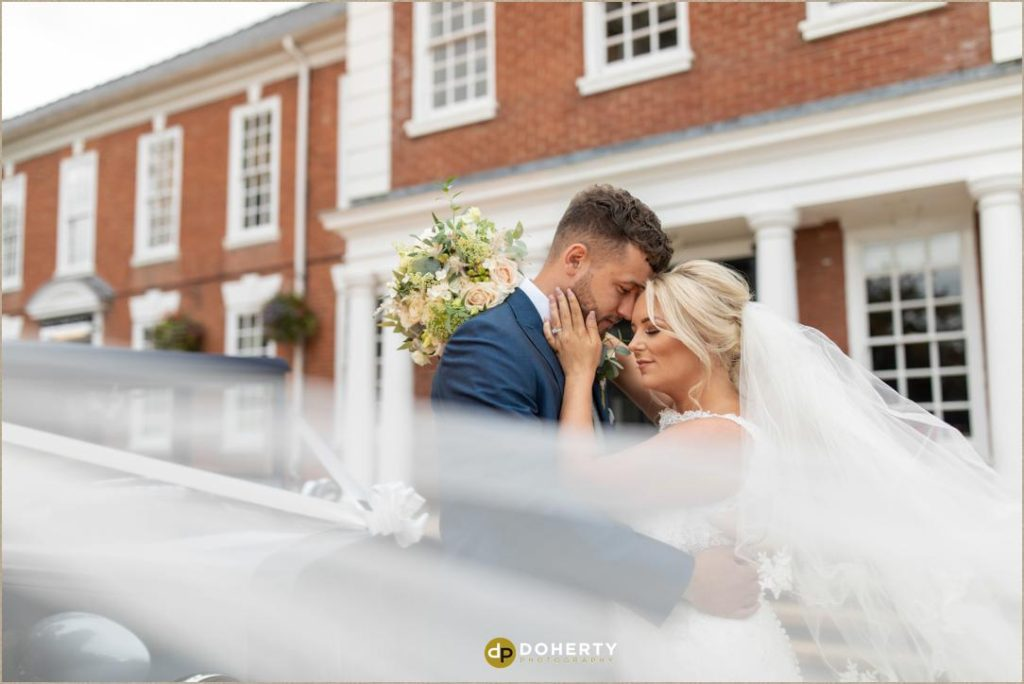 Manor Hotel Wedding