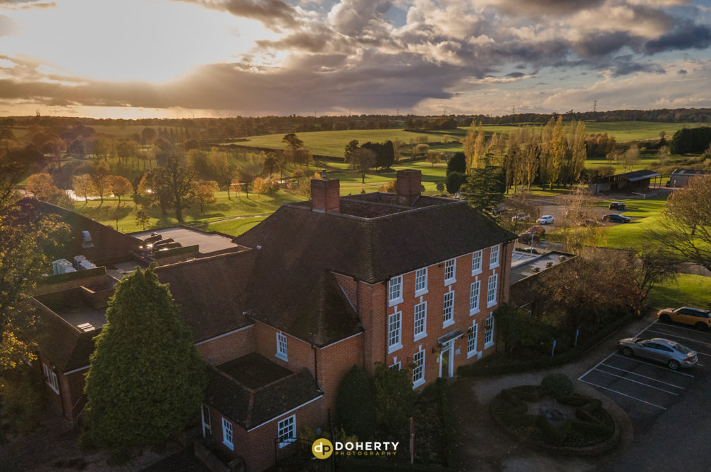 Drone Photography in Coventry