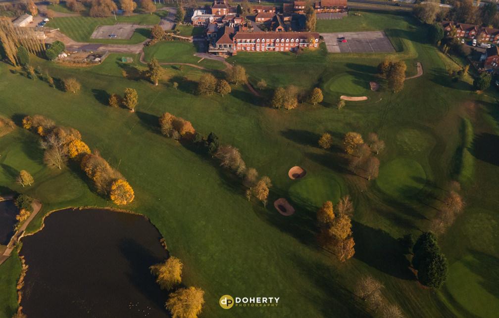 Crockwell Farm Aerial Photo