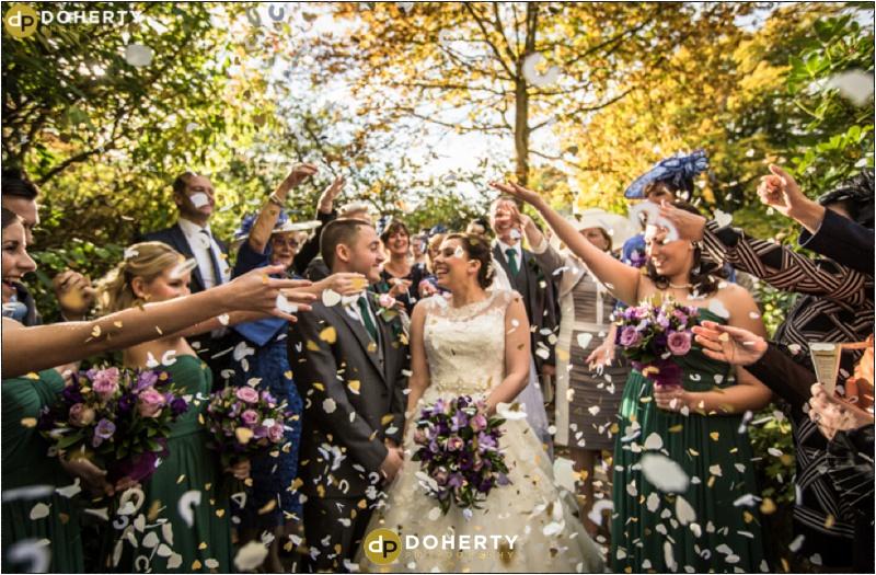 Hampton Manor Wedding Photographer - Solihull