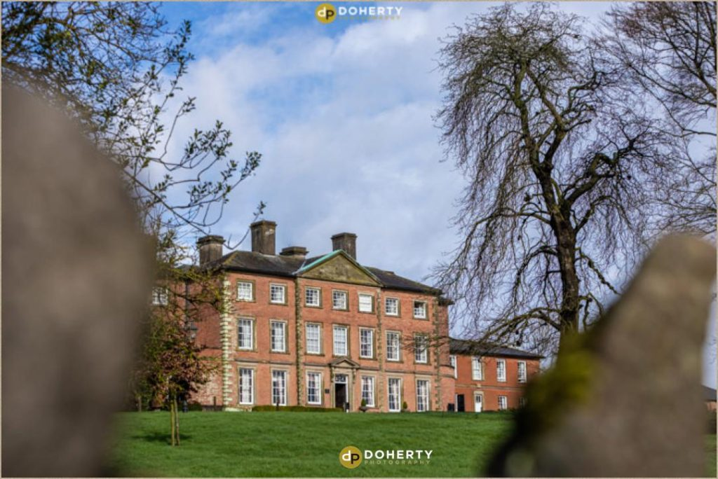 Photo of Ansty Hall in Coventry and the grounds