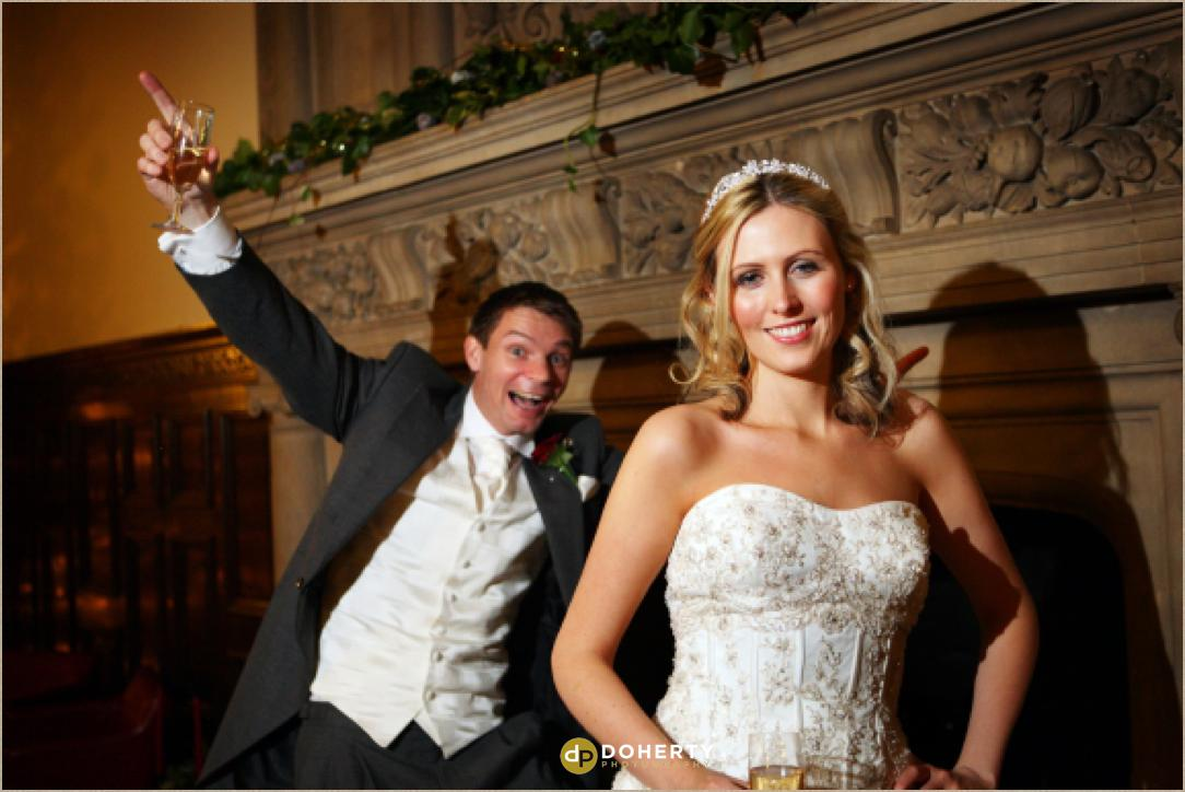 Nottinghamshire Wedding Photography - Venues