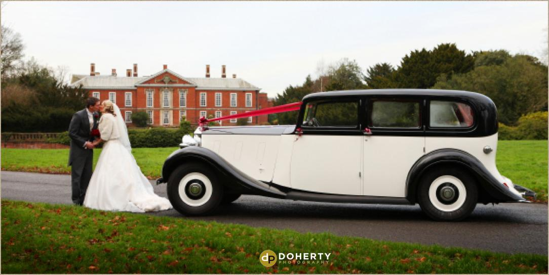 Bosworth Hall - Leicestershire wedding photographer