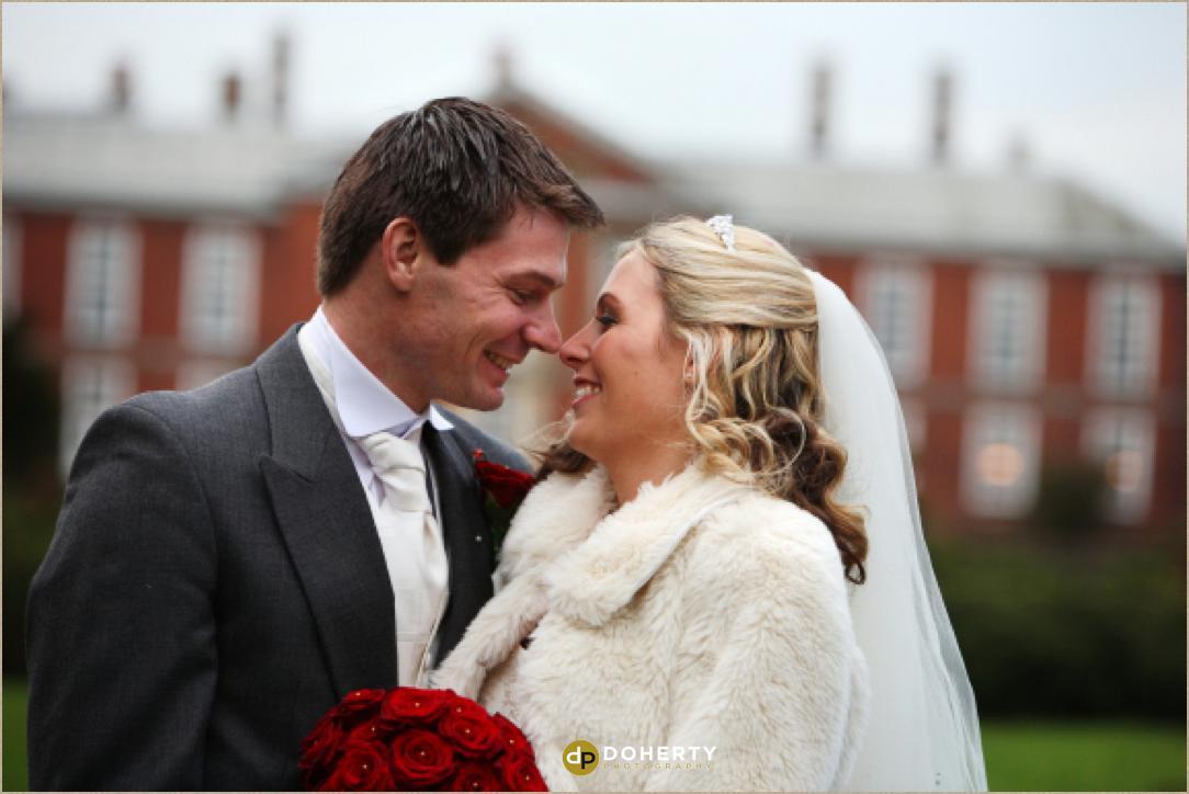 Bosworth Hall Wedding