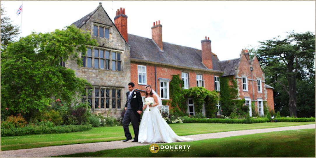 Langley Priory wedding venue
