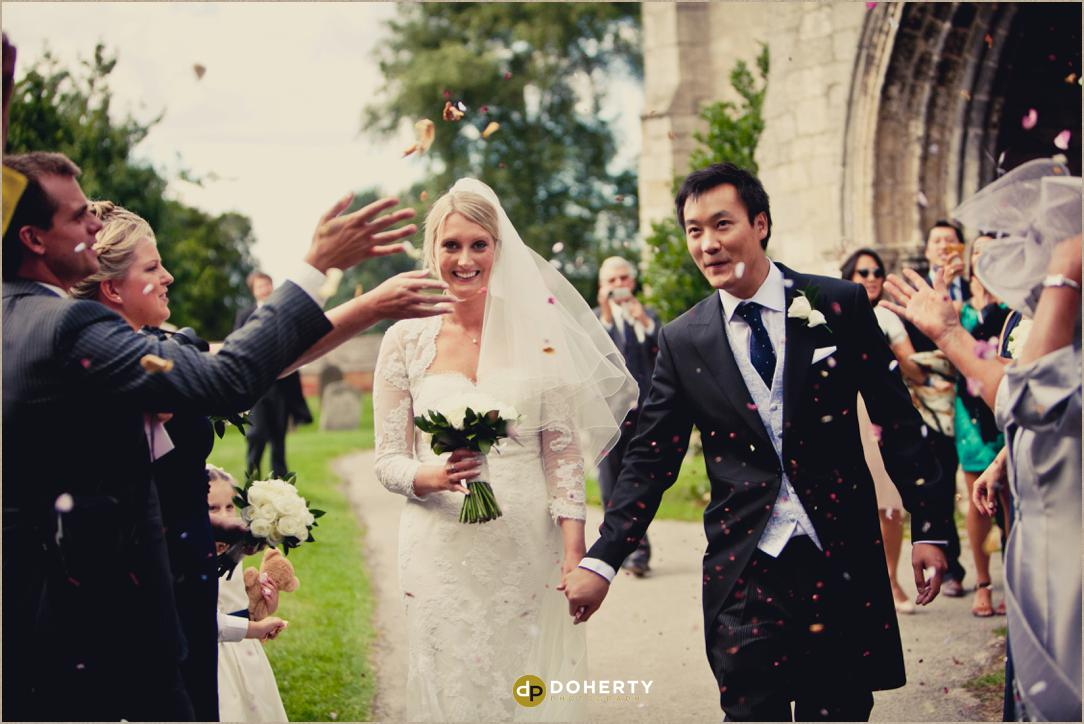 Hodscok Priory - Nottinghamshire Wedding Photography