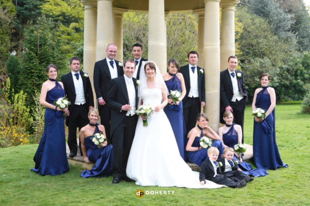 Royal Court Hotel wedding