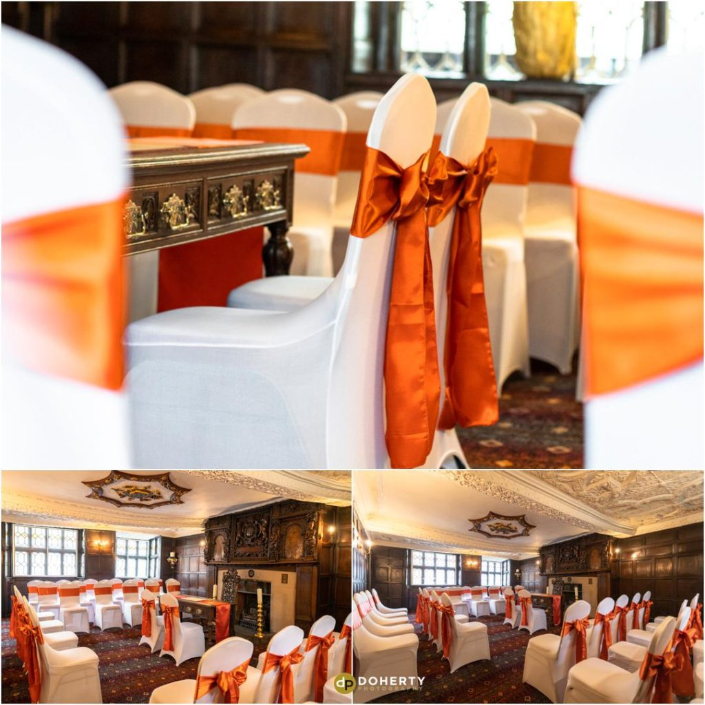 Hotel Interior Photography - The Feathers Hotel