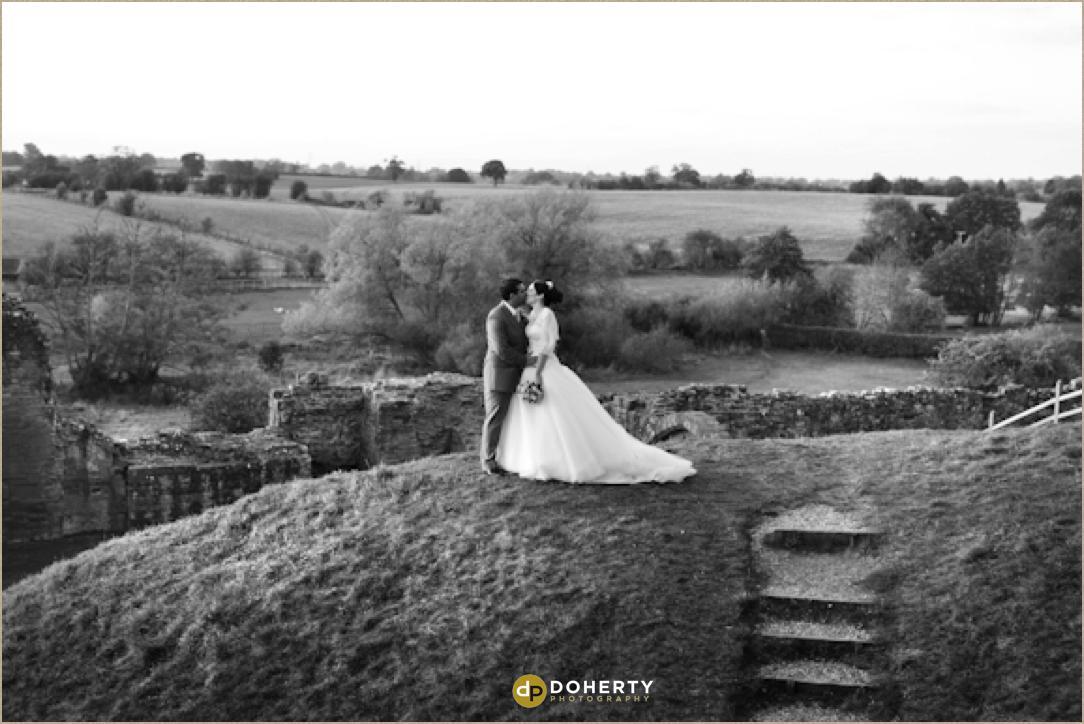 Bolsover Castle wedding photography