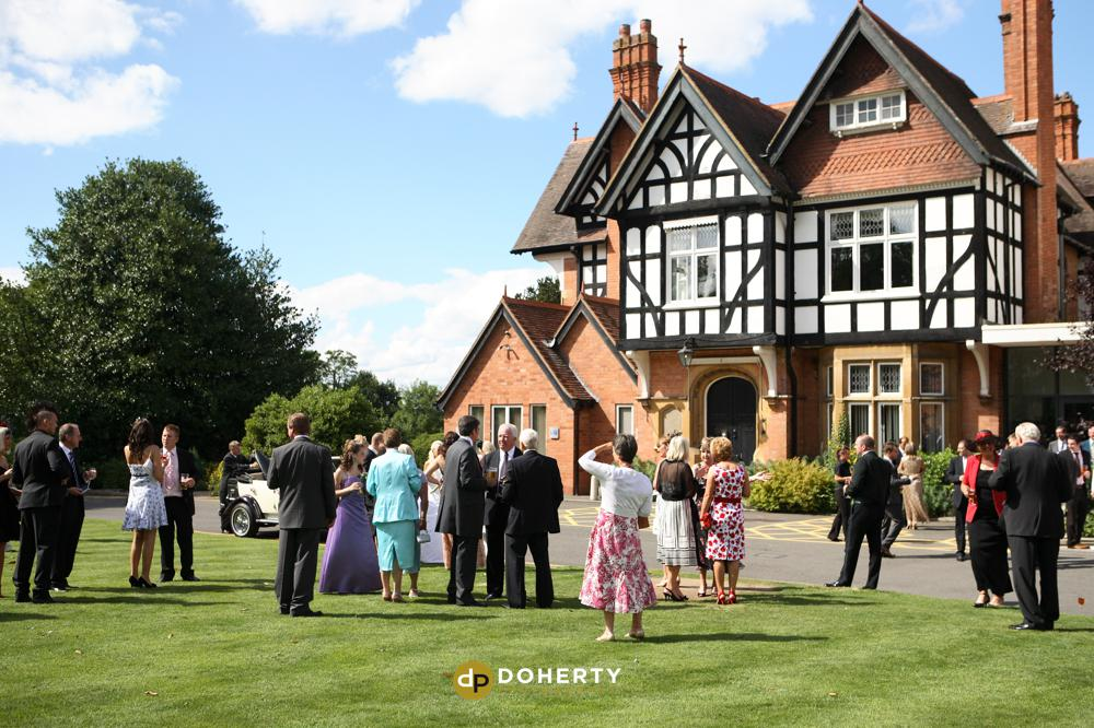 Woodland Grange wedding venue