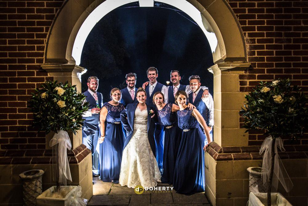 Luton hoo wedding photography