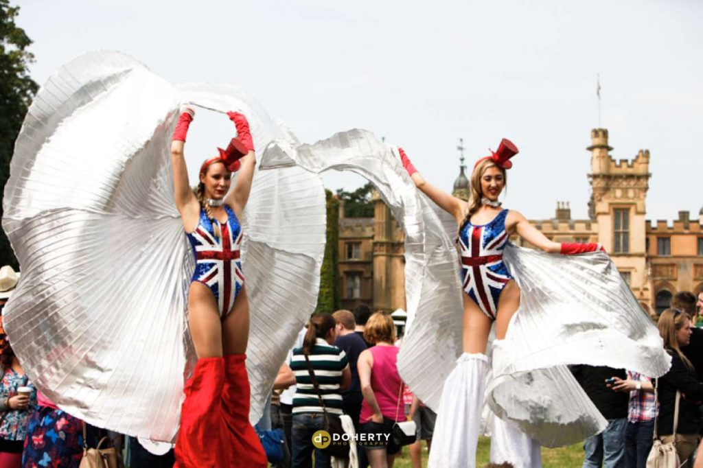 Event Photography - Knebworth House