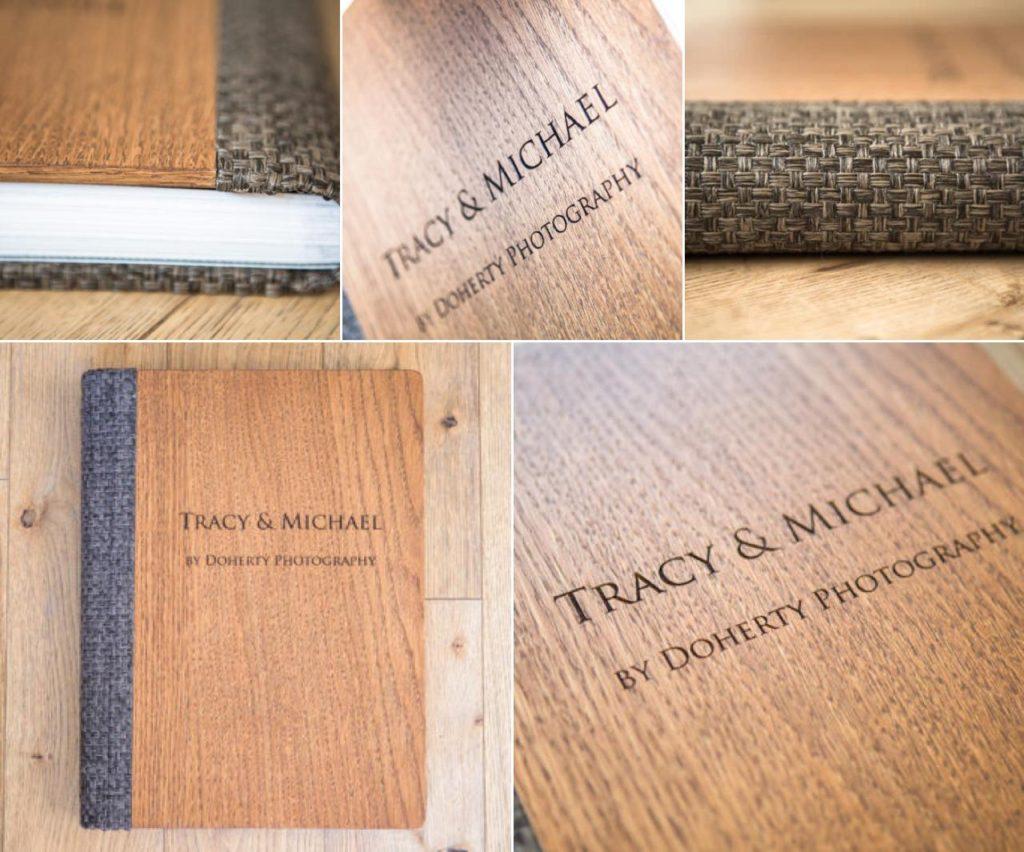 Luxury Storybook Albums Designed