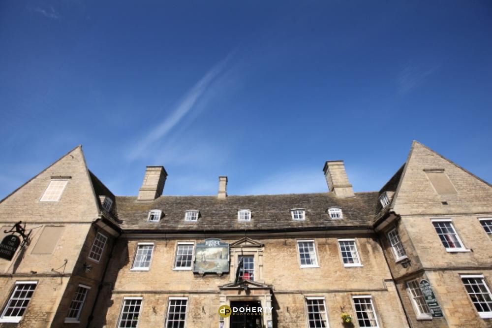 Haycock Hotel venue - Cambridgeshire Wedding