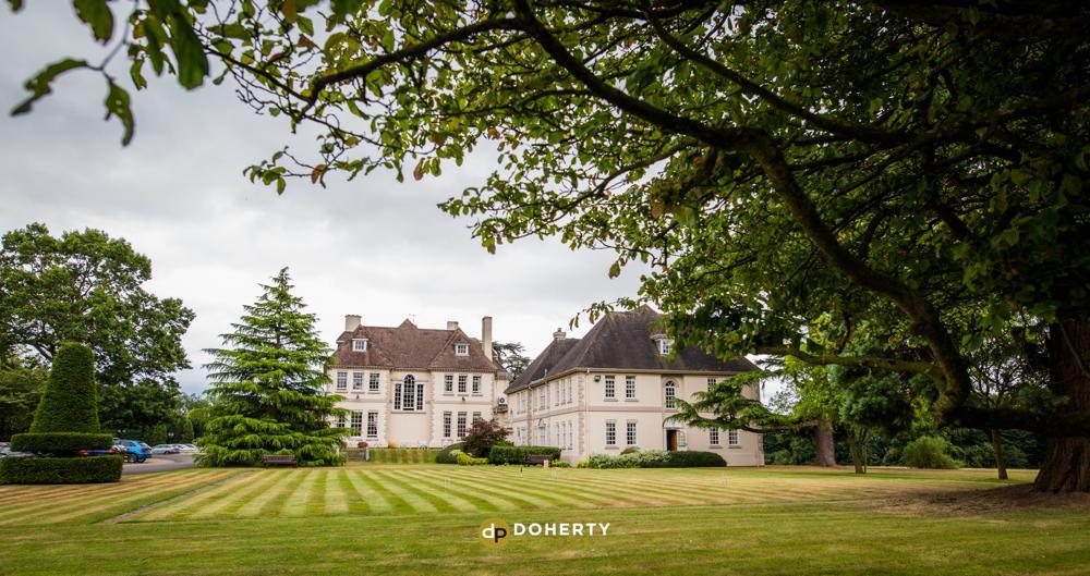 Brockencote Hall wedding venue