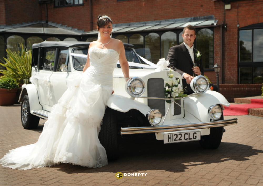 Honiley Court - Warwickshire Wedding Photography